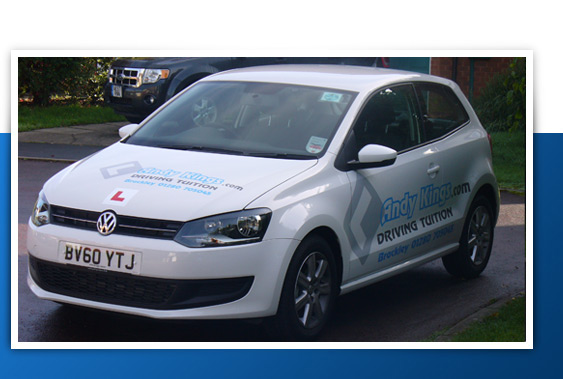 Andy Kings Driving Instructor - Brackley